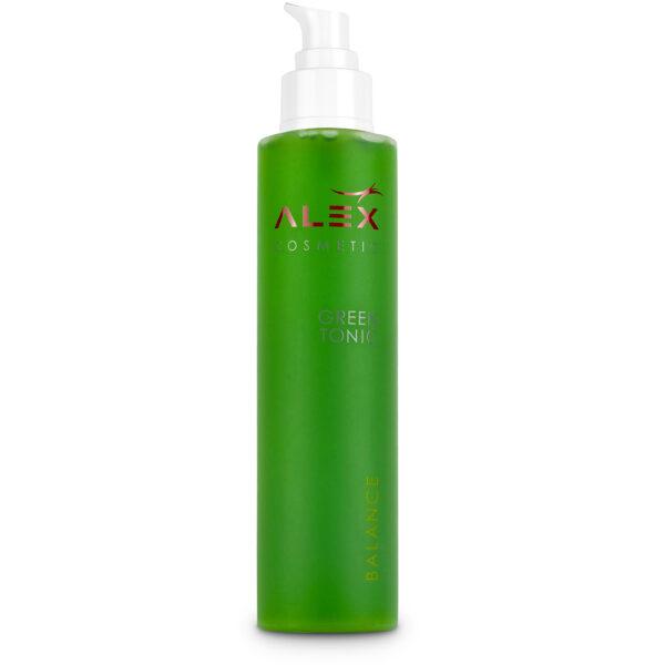Green Tonic: Fuktboost och ansiktsvatten för alla hudtyper Alex Cosmetics